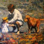Dad, Dog and Sob